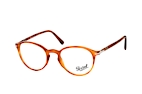 Persol PO 3218 V 24 Brown perspective view thumbnail