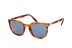 Persol PO 3226S 95/31 Brown / Blue perspective view thumbnail