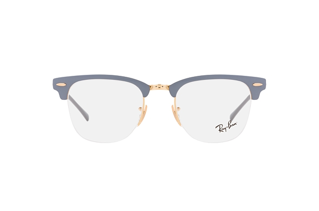 Ray-Ban CLUBMASTER M. RX 3716 VM 3054 perspective view