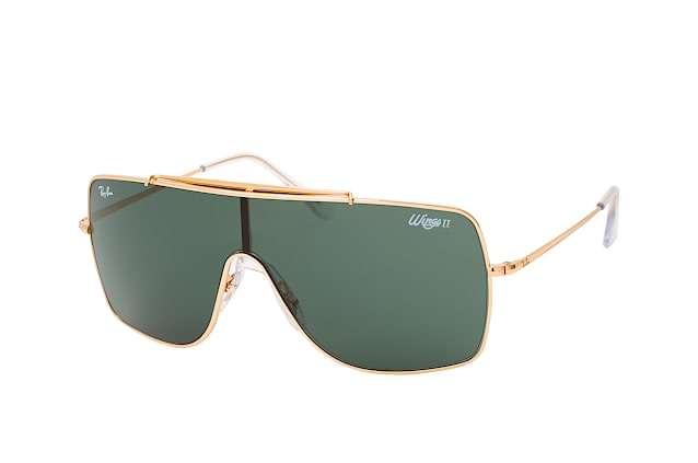 Ray-Ban WINGS II RB 3697 905071 vista en perspectiva