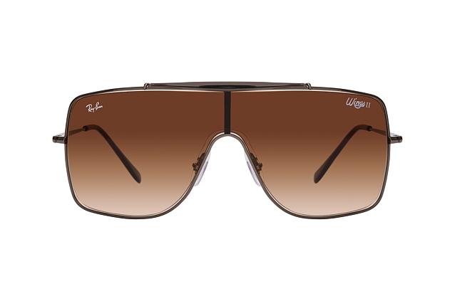 Ray-Ban Wings II RB 3697 004/13 vue en perpective