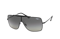 Ray-Ban WINGS II RB 3697 002/11 klein