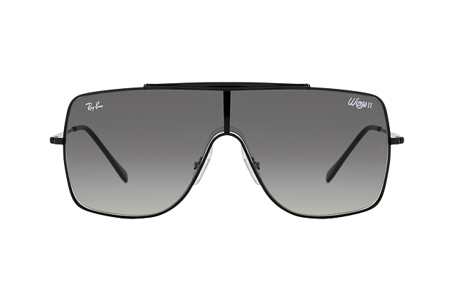 Ray-Ban WINGS II RB 3697 002/11 vista en perspectiva