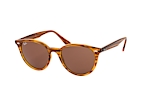 Ray-Ban RB 4305 820/73 Havana / Rood / Bruin / Bruin perspective view thumbnail