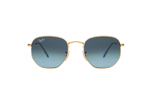 Ray-Ban HEXAGONAL RB 3548 N 91233M S Perspektivenansicht