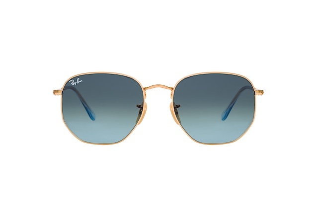 Ray-Ban HEXAGONAL RB 3548 N 91233M vista en perspectiva