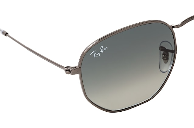 Ray-Ban HEXAGONAL RB 3548 N 004/71 S Perspektivenansicht