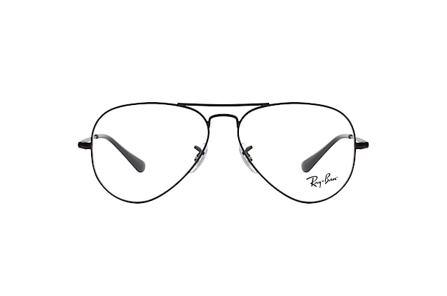Ray-Ban AVIATOR RX 6489 2503 perspective view