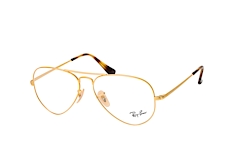 Ray-Ban AVIATOR RX 6489 3033 small