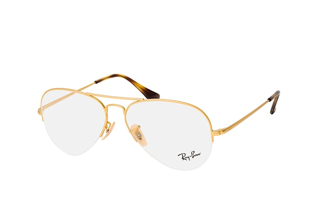 Ray-Ban RX 6589 3033 small Perspektivenansicht
