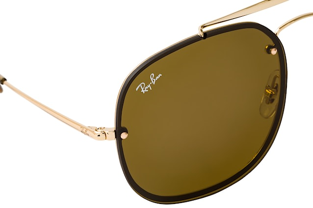 Ray-Ban BLAZE GENERAL RB 3583 N 001/73 vista en perspectiva
