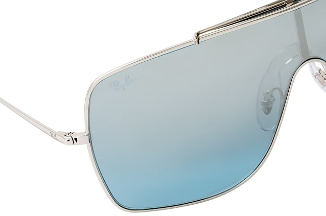 Ray-Ban WINGS II RB 3697 003/Y0 Perspektivenansicht