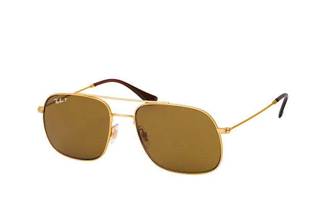 Ray-Ban ANDREA RB 3595 901383 vista en perspectiva