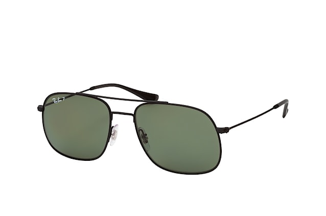 Ray-Ban ANDREA RB 3595 90149A perspective view