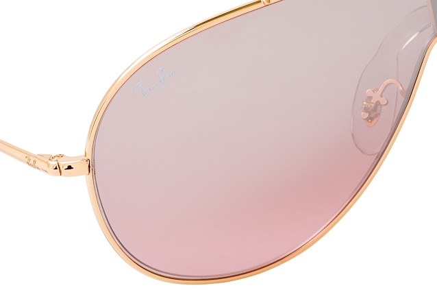 Ray-Ban WINGS RB 3597 9050Y2 vista en perspectiva