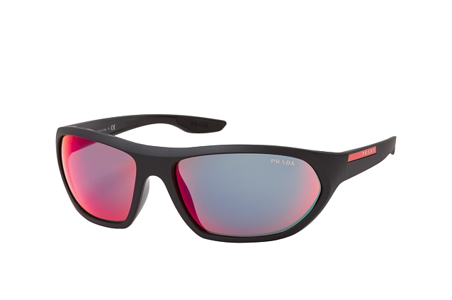 Prada Linea Rossa ACTIVE PS 18US 1BO9Q1 perspective view