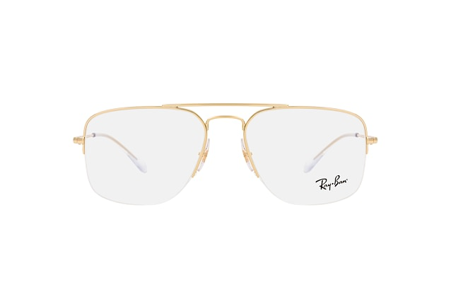 Ray-Ban THE GENERAL GAZE RX 6441 2500 Perspektivenansicht