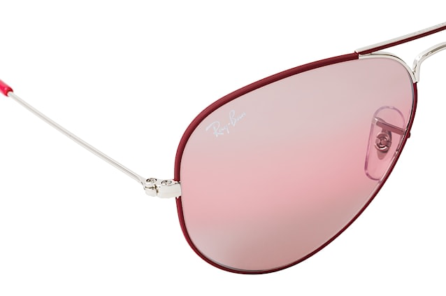 Ray-Ban Aviat. Large M RB 3025 9155AI vista en perspectiva