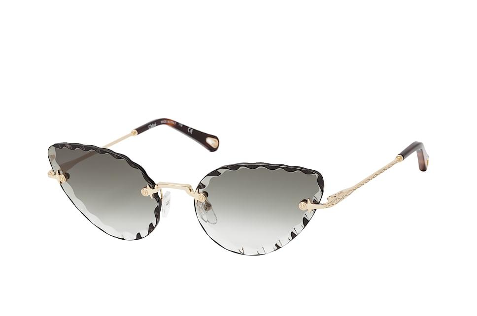chloé -  Rosie CE 157S 825, Cat Eye Sonnenbrille, Damen