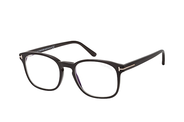 Tom Ford FT 5605-B 001 vista en perspectiva