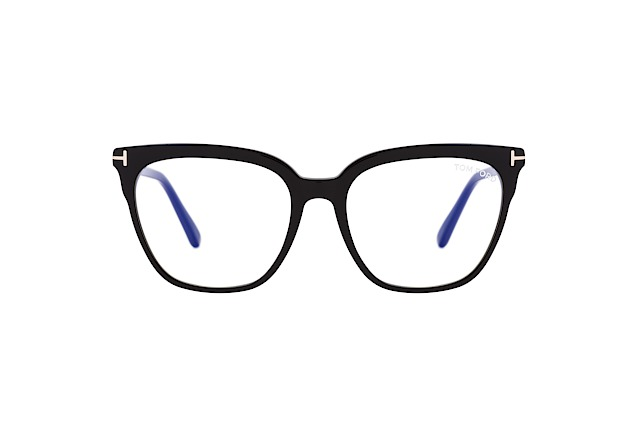 Tom Ford FT 5599-B 001 perspective view