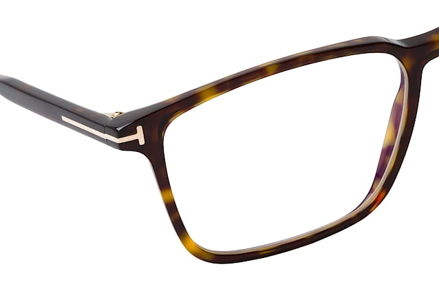 Tom Ford FT 5607-B 052 Perspektivenansicht