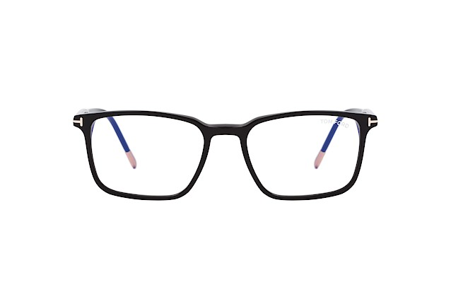 Tom Ford FT 5607-B 001 perspective view