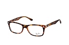 Ray-Ban RX 5228 2000 small HavanaPerspektivenansicht Thumbnail