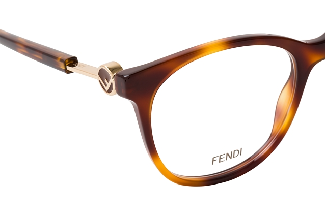 Fendi FF 0393 086 perspective view