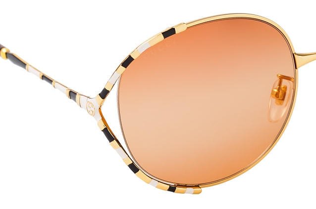 Gucci GG 0595S 003 perspective view