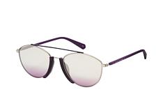 Calvin Klein Jeans CKJ 19306S 500, Aviator Sonnenbrille, Damen, in Sehstärke erhältlich - Preisvergleich