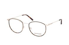 Calvin Klein CK 19117 716, inkl. Gläser, Runde Brille, Unisex - Preisvergleich