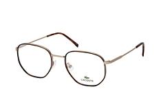 Lacoste L 2253 714, inkl. Gläser, Runde Brille, Unisex - Preisvergleich