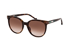 Carolina Herrera SHE 830 0700 Havana / Brown perspective view thumbnail
