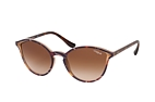 VOGUE Eyewear VO 5255S W44/87 Beige / Brown / Havana / Gradient brown perspective view thumbnail