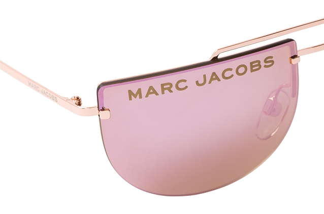 Marc Jacobs MARC 404/S DDB perspective view