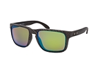 Oakley Holbrook XL OO 9417 07 Brown / Brown perspective view thumbnail