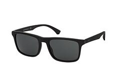 Emporio Armani EA 4137 5042, Quadratische Sonnenbrille, Herren, in Sehstärke erhältlich - Preisvergleich