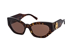Versace VE 4376B GB1/87 Havana / Brown perspective view thumbnail