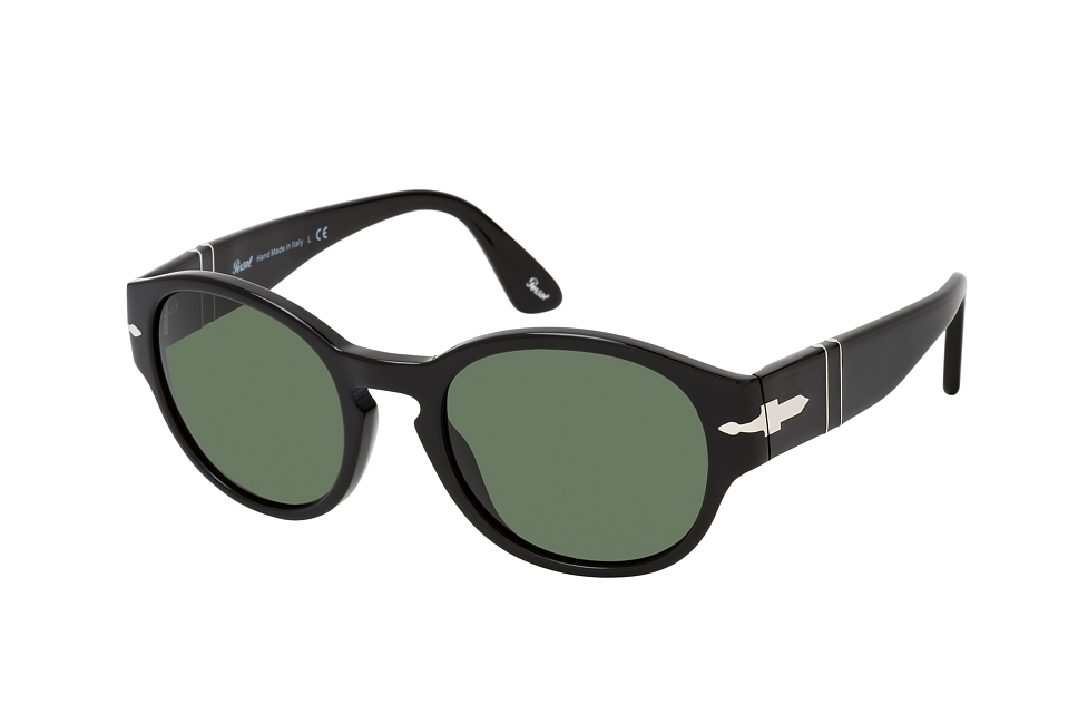 persol -  PO 3230S 95/31, Runde Sonnenbrille, Unisex