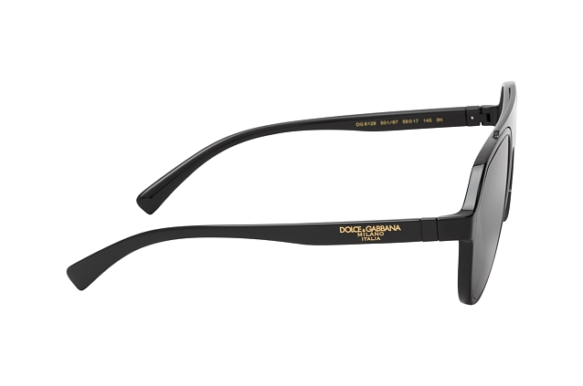 Dolce&Gabbana DG 6128 501/87 perspective view