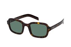 Prada PR 11XS 2AU7, Quadratische Sonnenbrille, Damen - Preisvergleich