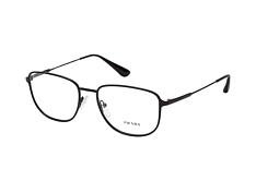 Prada PR 58XV 1AB1, inkl. Gläser, Quadratische Brille, Herren - Preisvergleich