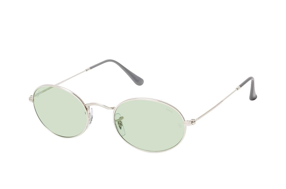 ray-ban -  RB 3547 003/T1, Runde Sonnenbrille, Unisex, in Sehstärke erhältlich