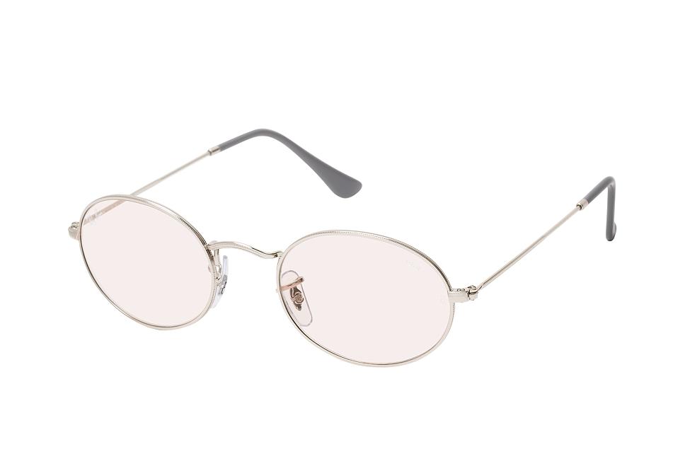 ray-ban -  RB 3547 003/T5, Runde Sonnenbrille, Unisex, in Sehstärke erhältlich