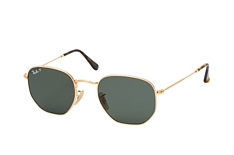Ray-Ban Hexagonal RB 3548N 001/58 klein