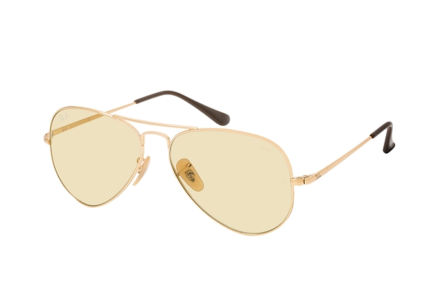 Ray-Ban RB 3689 001/T2 Perspektivenansicht
