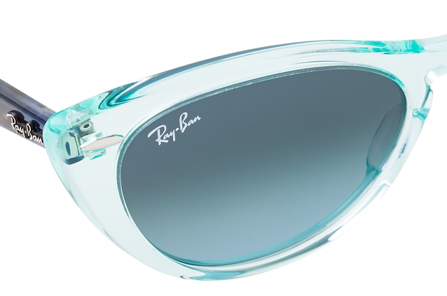 Ray-Ban NINA RB 4314N 1285 vista en perspectiva