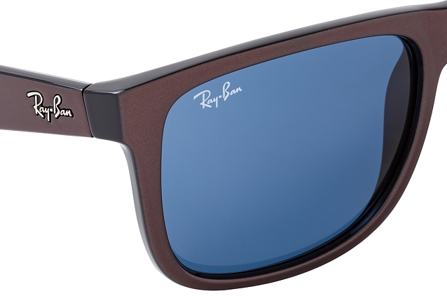 Ray-Ban Justin RB 4165 647080 vista en perspectiva