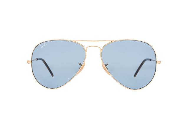Ray-Ban Aviator RB 3025 9192 L vista en perspectiva